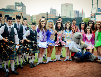 Dublin Irish Festival and the Columbus Clippers to Present  Irish Heritage Night at Huntington Park Friday, July 10