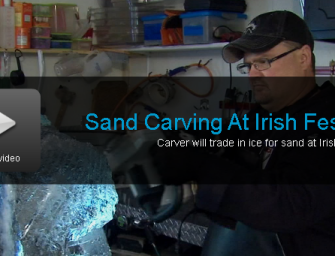 Carver Trades In Ice For Sand At Dublin Irish Festival