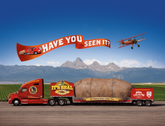 The Big Idaho Potato® Truck to Make its Only Ohio Stop at the  29th Annual Dublin Irish Festival