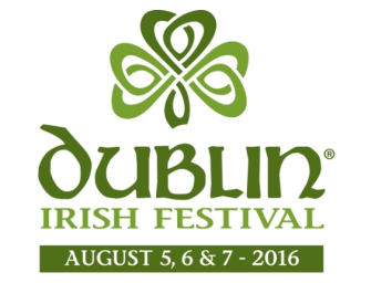 Rediscover Your Rhythm at the Dublin Irish Festival August 5, 6 & 7