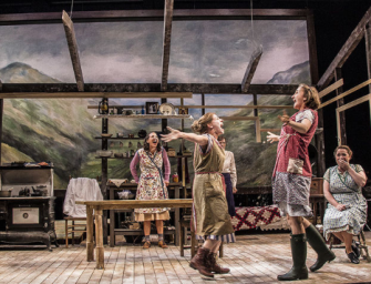 'Dancing at Lughnasa' captures Irish love of family and country during annual Irish Festival