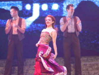 Once a star-struck kid, Dublin native now in famed Irish dance troupe