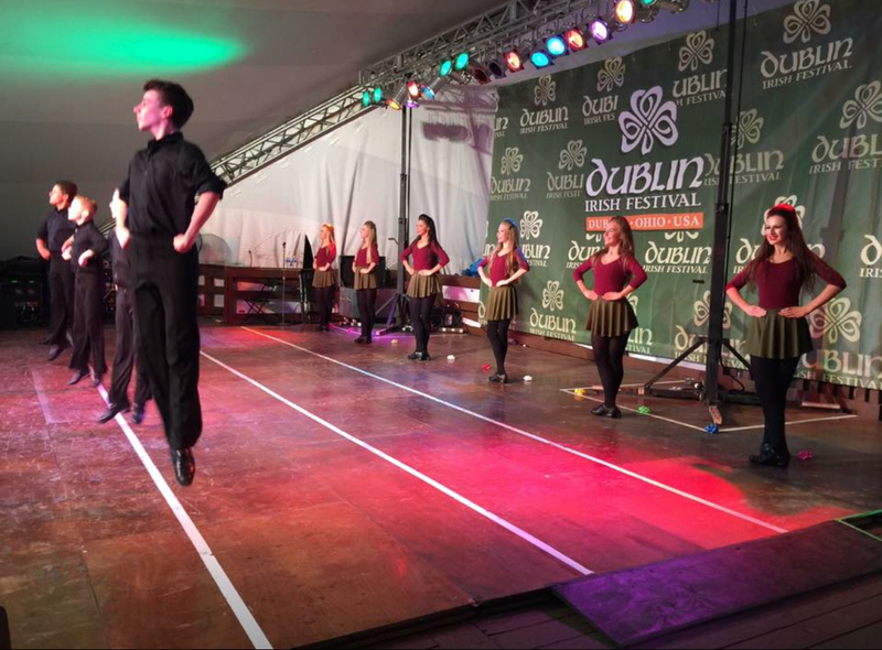 Irish dance group irish step dancing riverdance 2019