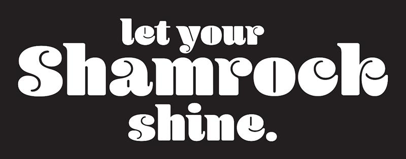 shamrock-shine