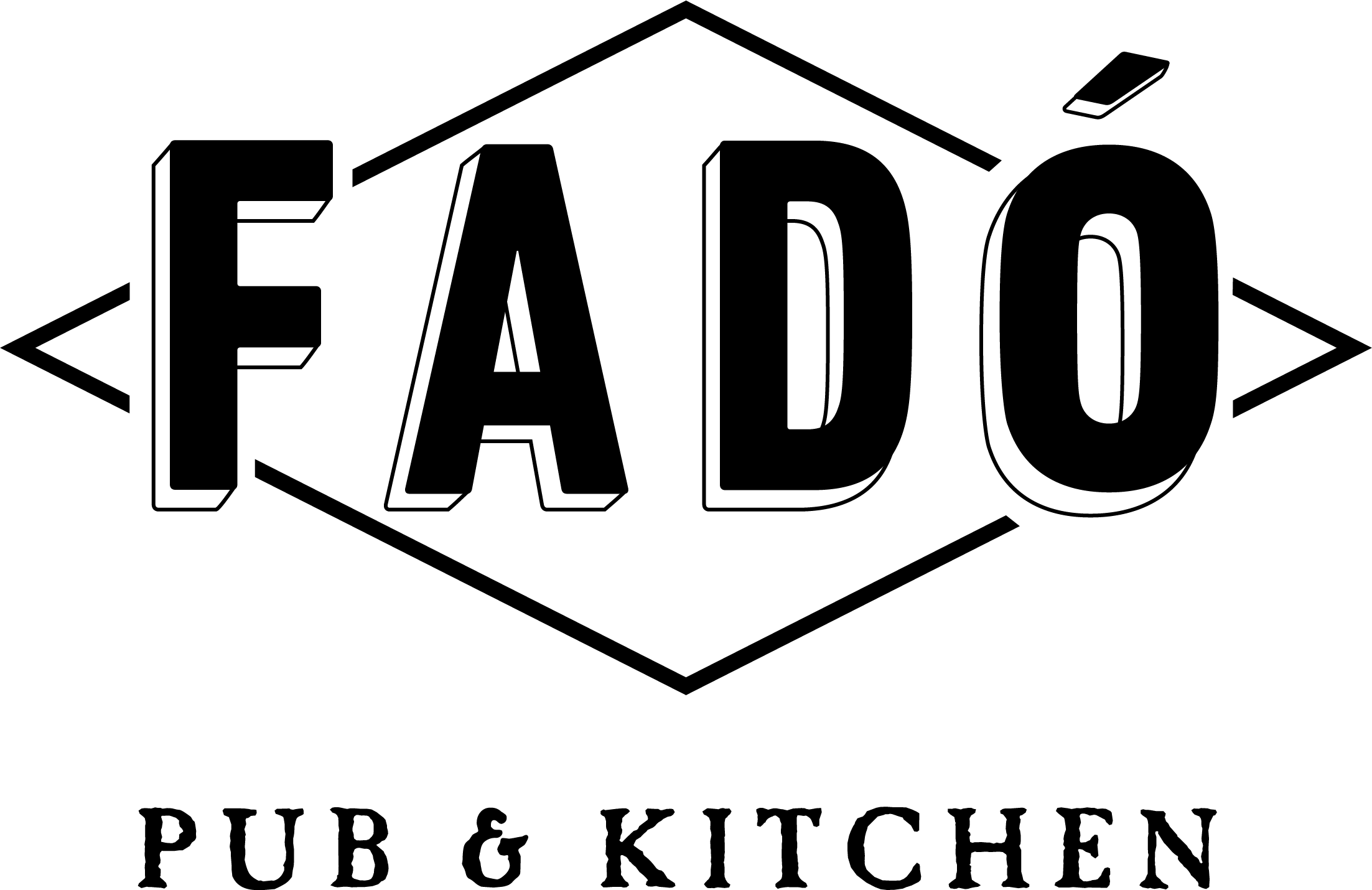 Fado-Logo Black