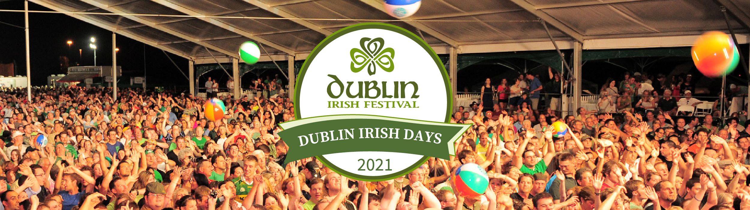 Dublin Irish Days Home Page Image