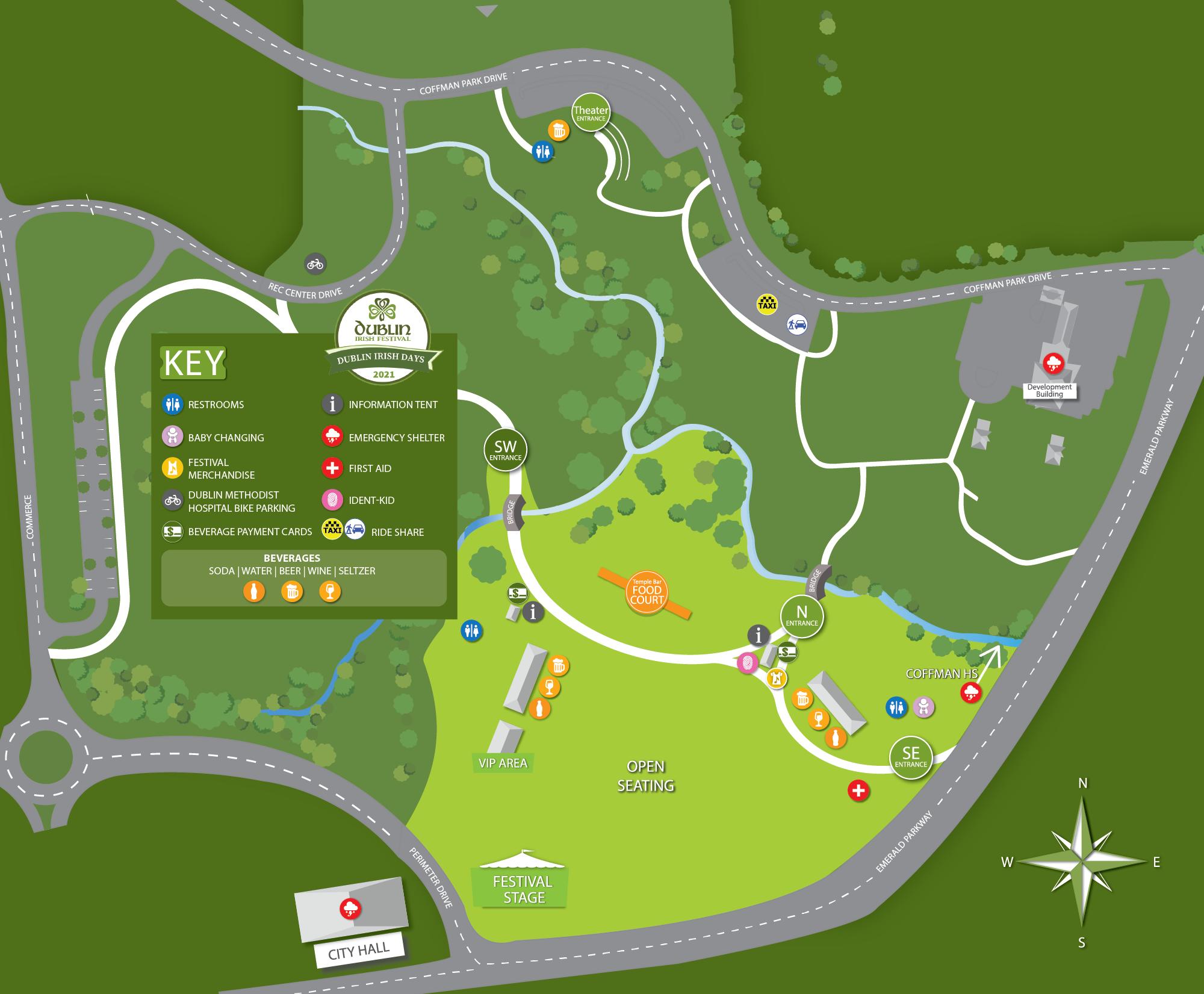 Full SiteFINAL Art Map Aug 4